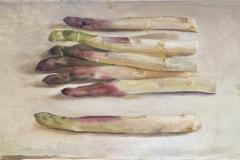 Asparagus, 20x26 cm, 2006
