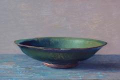 Celadon bowl,11x18 cm, 2003