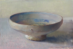 16th Century China Bowl, 18.6x12.5 cm, 2003