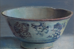 China Bowl, 12x12cm, 2003