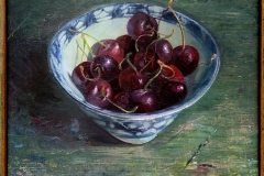 Bowl with Cherries, 2002