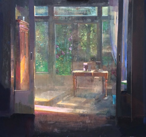 Room on a June Morning