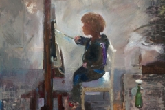 The little Painter